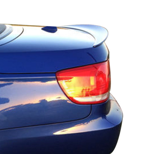 Painted E93 Convertible Performance High Kick Rear Spoiler