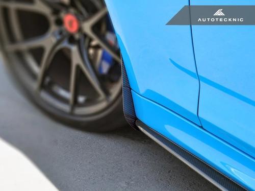 AUTOTECKNIC BMW F90 M5 Carbon Fibre Front Arch Splash Guards