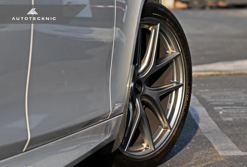 AUTOTECKNIC BMW F10 M5 Carbon Front Arch Splash Guards