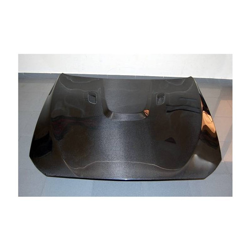 RENNESSIS Vented Carbon Fibre Bonnet for BMW F10 F11 5 Series and F10 M5