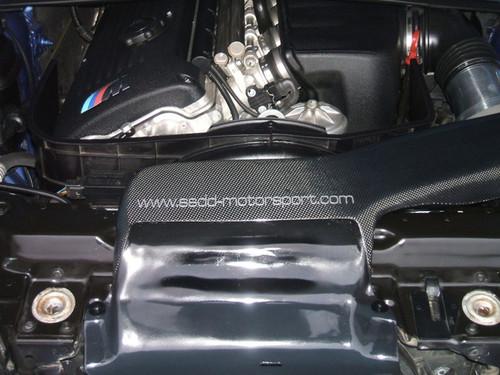 Carbon Fibre Cold Air Intake Ram Air System for E46 M3 S54