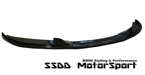 E60 E61 M5 carbon fibre front splitter