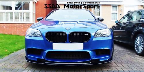BMW F10 M5 Front Splitter