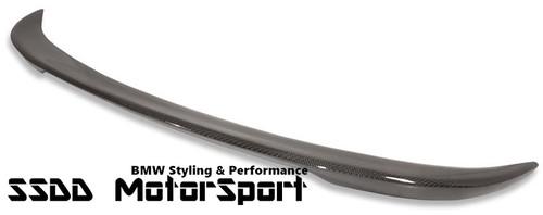 V Racing Carbon Fibre Boot Spoiler for E63 Coupe and E64 Convertible