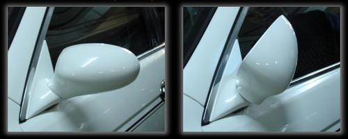 BMW E46 M3 Replica folding Mirrors