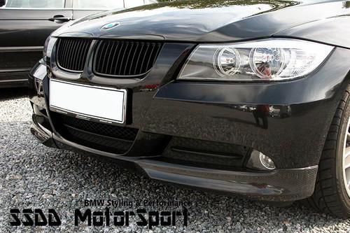 BMW E90 E91 Pre LCI SE Performance Look Carbon Splitters