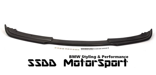 E90 E91 SE Pre-LCI  Hamann Style front splitter