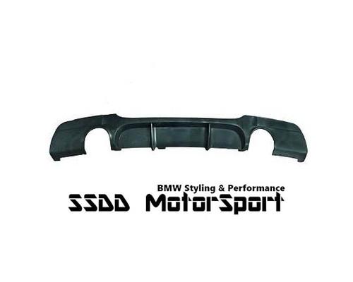 BMW E90 E91 Msport Performance Look Plastic Diffuser
