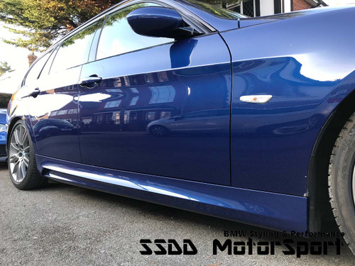 E90 E91 Performance Look side skirts for E90 E91 3 series