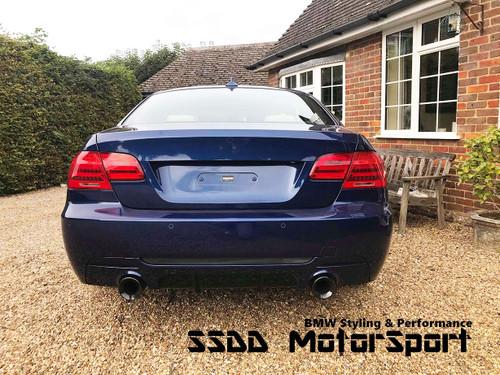 E92 E93 335i 335d Performance Sport Look Diffuser
