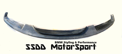 F30 F31 Msport racing front splitter