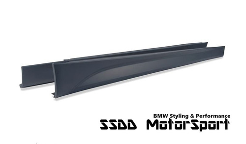 F30 F31 Msport look side skirts