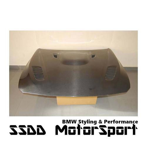 Carbon Fibre Bonnet BMW F30 / F31 / F32 / F33 / F36 Look GTR
