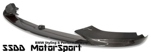 BMW F32 F33 F36 Msport Aero Carbon Fibre Front Splitter