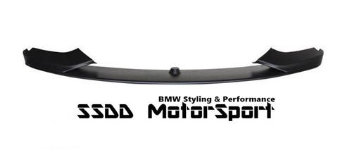 BMW F32 F33 F36 Msport Front Splitter plastic