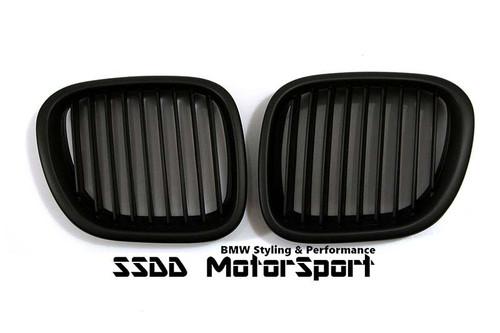 BMW Z3 black kidney grilles