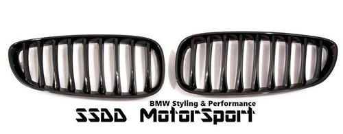 BMW E89 Z4 black kidney grilles
