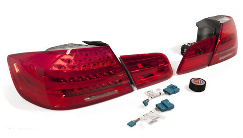 ULO E92 LCI Facelift Rear Lights Retrofit Kit