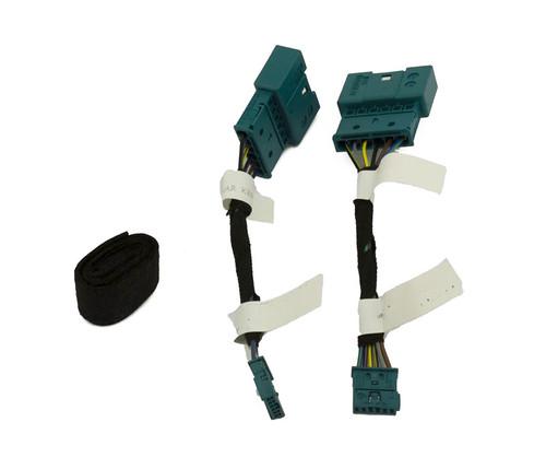 Genuine BMW E92 LCI Facelift Rear Lights Retrofit Cable Connectors | 61-12-2-181-307