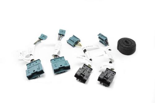 Genuine BMW E93 Convertible LCI Facelift Rear Lights Retrofit Cable Connectors | 61-12-2-181-311