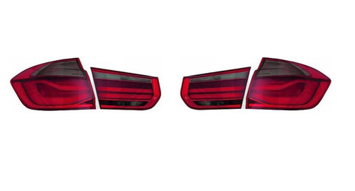 F30 LCI Facelift Rear Tail Lights Retrofit Kit