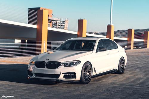 BMW FORGESTAR F14 Mesh Design Deep Concave Alloy Wheels