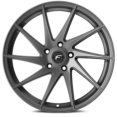 FORGESTAR F10D Multi Spoke Concave Directional Alloy Wheels