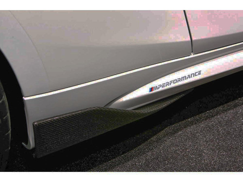 Genuine BMW F87 M2 M Performance Carbon Fibre Side Blades | 51192365985 & 51192365984