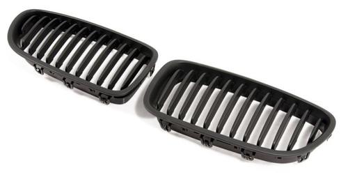 Performance Look Black Kidney Grilles for F10 F11 5 Series | Matt or Gloss Black