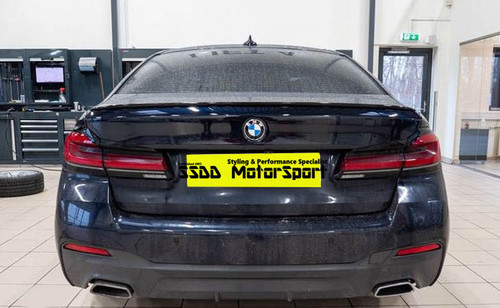 Painted M Look Lip Spoiler for BMW G30 5 Series Saloon
