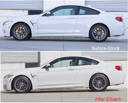 Eibach Pro-Kit Performance Spring Kit E10-20-031-09-22 for BMW F80 M3, F82 M4, and M4 CS