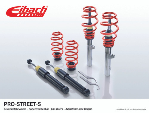 Eibach Pro-Street-S Ride Height Adjustable Coilovers PSS65-20-001-03-22 for BMW E46 M3 Coupe & Convertible