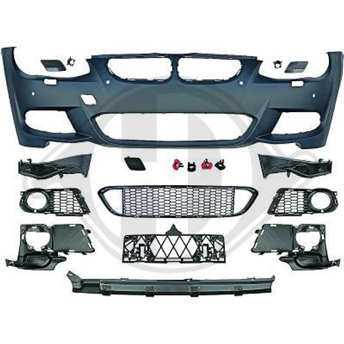 BMW E92 E93 LCI MSport Look Front Bumper Kit 10-13