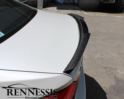 RENNESSIS V Racing Carbon Fibre Lip Spoiler for G30 5 Series & F90 M5