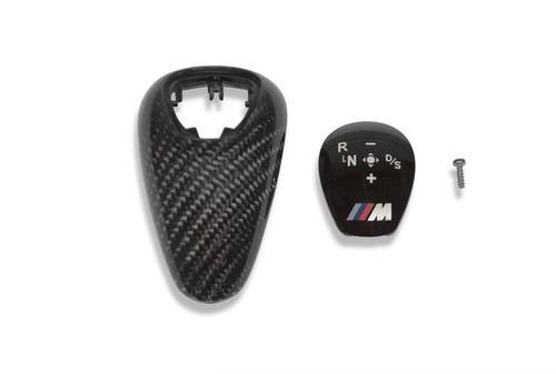 Genuine BMW M Performance Carbon Gear Selector Trim - 61312343709