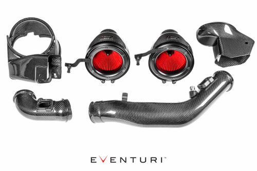 Eventuri BMW Carbon Performance Intake for BMW F87 M2 Competition