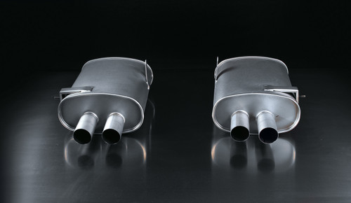 REMUS Sport Exhaust Silencer Rear box for BMW E90 E92 E93 M3