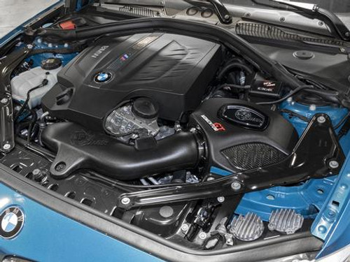 aFe BMW N55 Momentum GT Pro DRY S Cold Air Intake System for BMW M135i, M2,  M235i , 335i & 435i