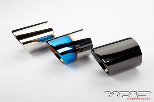 VRSF 90mm Stainless Steel Exhaust Tips For BMW F8X M3 & M4