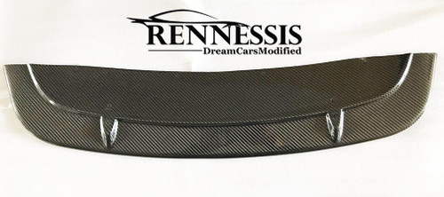 RENNESSIS F87 M2 & Comp GT-S Carbon Fibre Front Lip Splitter