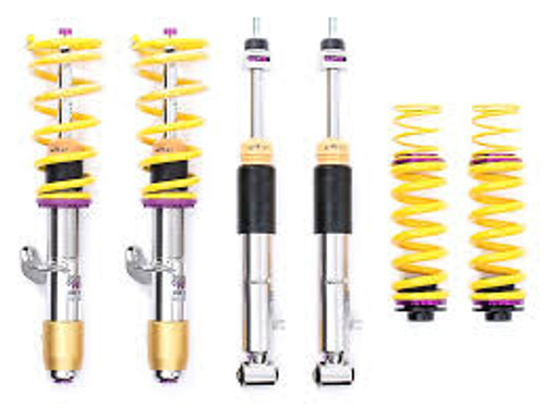 KW V3 Coilovers for BMW F80 M3 & F82 M4 Without Adaptive M Suspension