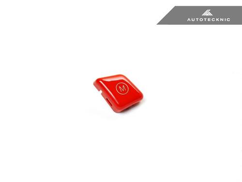 AutoTecknic Bright Red M Button for BMW E60 E61 M5 & E63 E64 M6