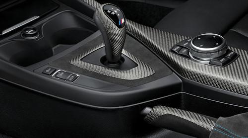 Genuine BMW M Performance Carbon Fibre & Alcantara Interior Equipment Kit