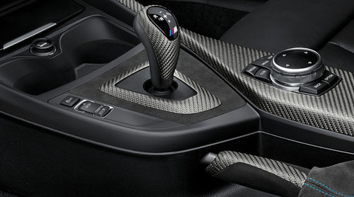 Genuine BMW M Performance Carbon Fibre & Alcantara Interior Equipment Kit