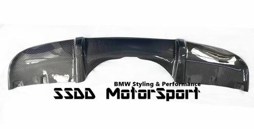 Carbon Fibre Aero Diffuser for BMW F15 X5 M Sport