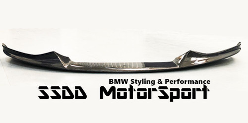 Performance Look Front Splitter for BMW F15 X5 M Sport Models