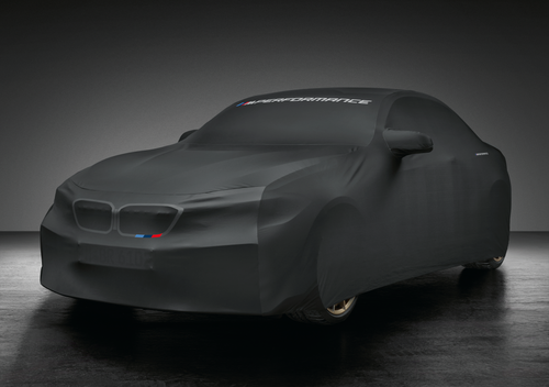 Genuine BMW F80 M3 M Performance Indoor Car Cover - 82152475220