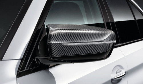 Genuine BMW M Performance Carbon Fibre Mirror Covers for F90 M5
