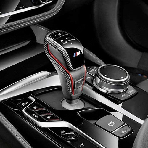 Genuine BMW F90 M5 X3M X4M M Performance Carbon Gear Selector Trim