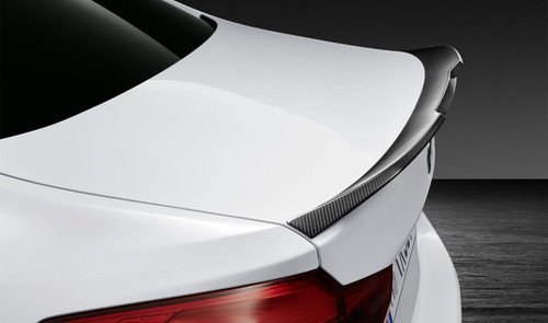 Genuine BMW M Performance 'PRO' Carbon Fibre Spoiler for F90 M5 & G30 5 Series - 51192457441 (with adhesive)